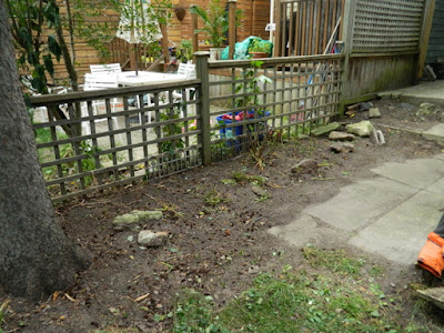 Toronto High Park Back Yard Fall Cleanup After by Paul Jung Gardening Services--a Toronto Organic Gardening Company