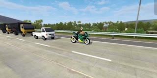 Mod Bussid ninja 250