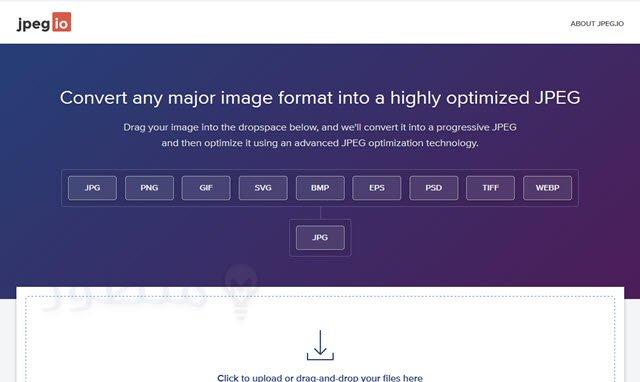 افضل مواقع تقليل حجم الصور بدون خسارة الجودة