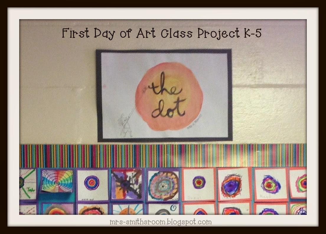 Art Ideas Grade 5 Pinterest