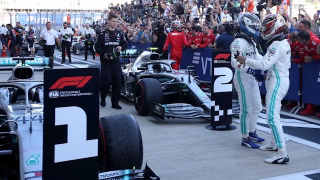 Formula 1 VTB Russian Grand Prix 2019.09.29
