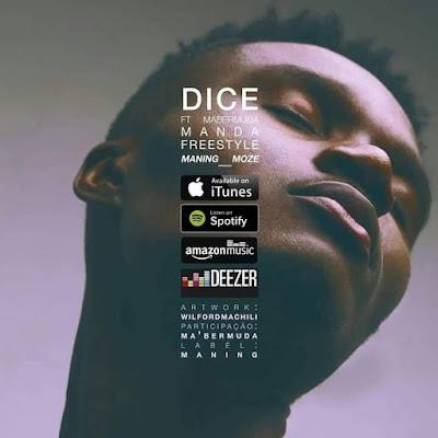 Dice feat Mabermuda - Manda Freestyle ( 2017 )