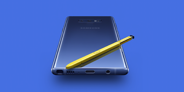 Samsung Galaxy Note 9 officially announced
