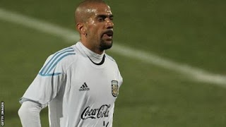 Wow!! Argentina And Former Man United Star Sebastian Veron Comes Out Of Retirement At Age 41 (Read)