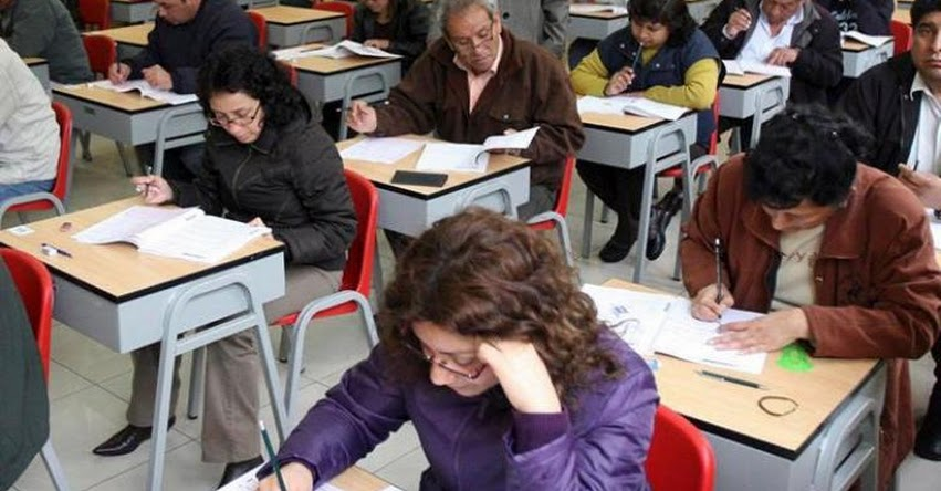MINEDU: Lista de locales para el Examen de Ascenso 2018 (Prueba Única Nacional 15 Julio ) www.minedu.gob.pe