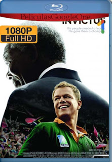 Invictus [2009] [1080p BRrip] [Latino-Inglés] [GoogleDrive]