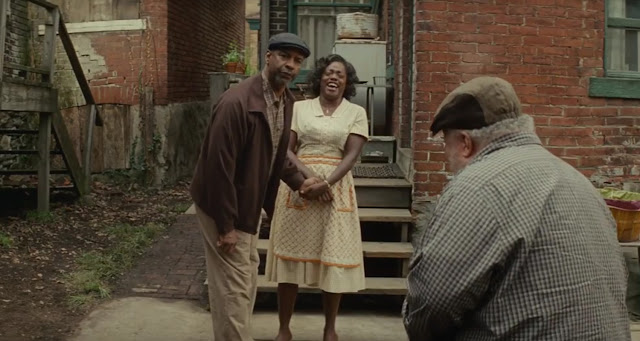 """Fences"" (Denzel Washington, 2016)"