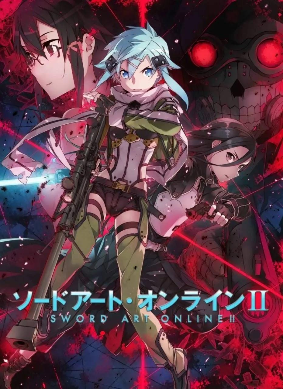 Sword Art Online S2 BD Batch Subtitle Indonesia [x265]