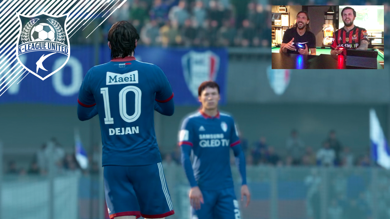 Super Match FIFA Interview: Suwon Samsung Bluewings' Dejan Damjanovic