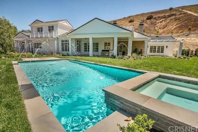 Kylie Jenner net worth - hidden hills mansion