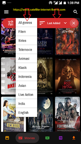 internet live tv free movie streaming app apk ARMCTV Malaysia-13