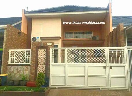 rumah modern minimalis dijual di sidoarjo