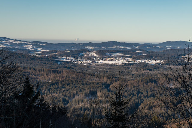 Wanderung auf den Lusen  Winterwandern im Nationalpark Bayerischer Wald 02