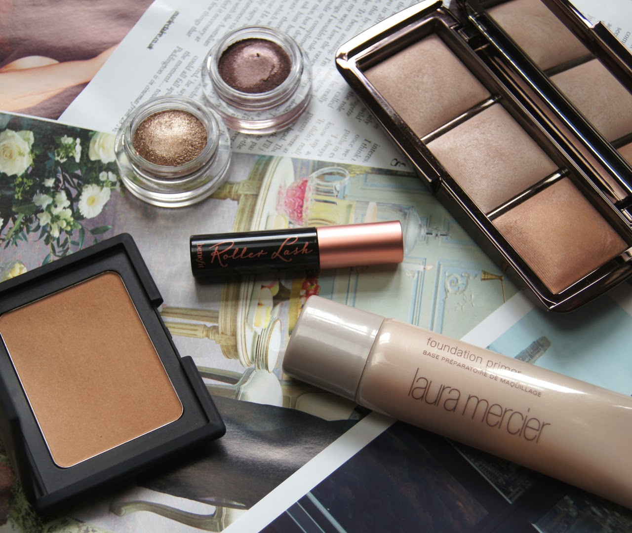 top 5 premium makeup products worth the hype chanel nars hourglass laura mercier benefit