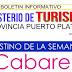 Ministerio de Turismo destaca el destino de Cabarete