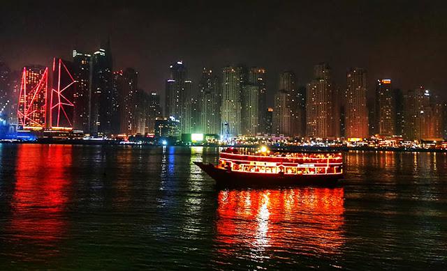 Dhow Cruise Marina Dubai