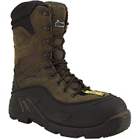Rocky Blizzard Stalker Men's Steel Toe Hunting Boots