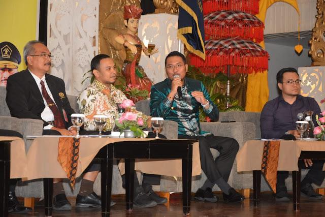 Bupati Sinjai Paparkan Bantuan Hukum Gratis Di Acara Konferensi Nasional Bantuan Hukum