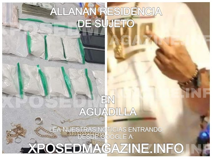 ALLANAN RESIDENCIA DE SUJETO EN AGUADILLA