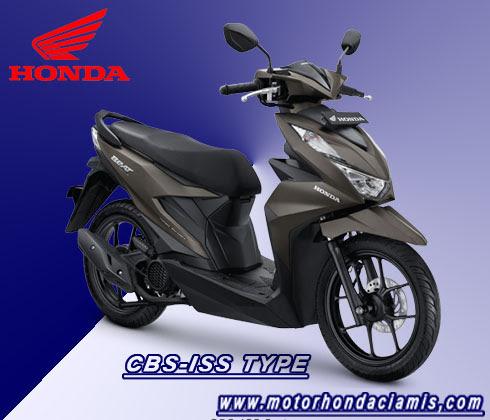 Motor Honda Beat Ciamis