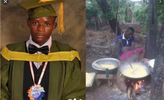 First-Class UNN Graduate Turned Farmer, Emmanuel Nworie Gets Ph.D Scholarship In The US