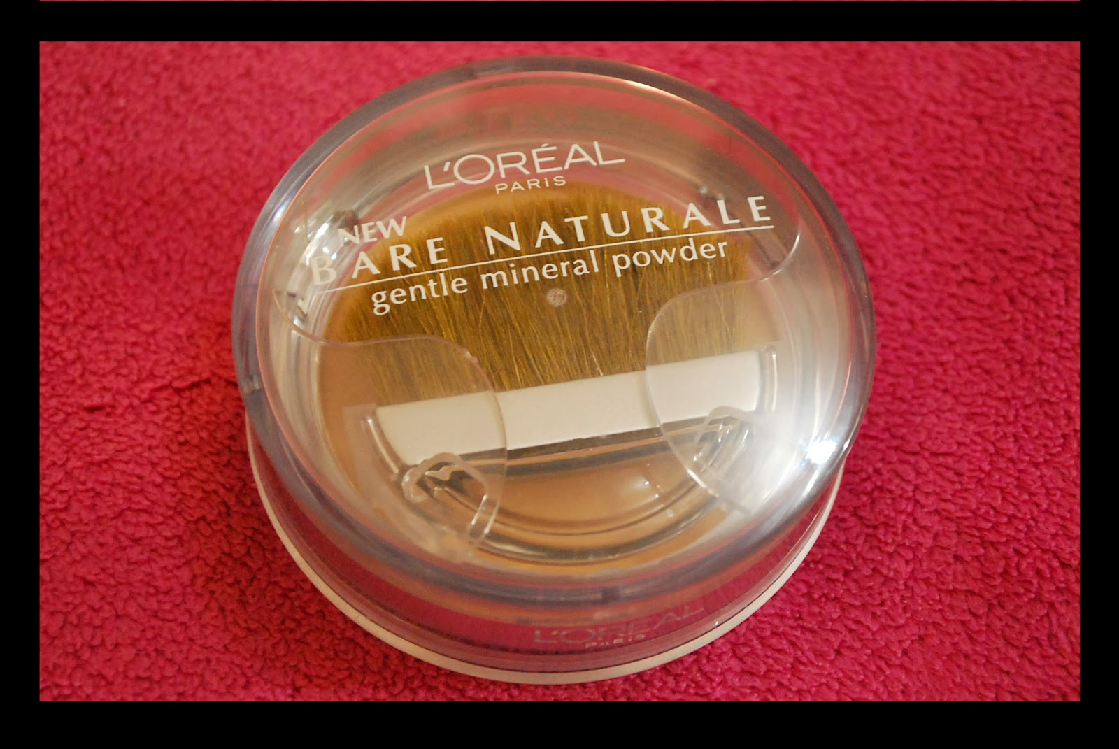 Bare Naturale Gentle Mineral Eye Shadow by L'Oreal #21