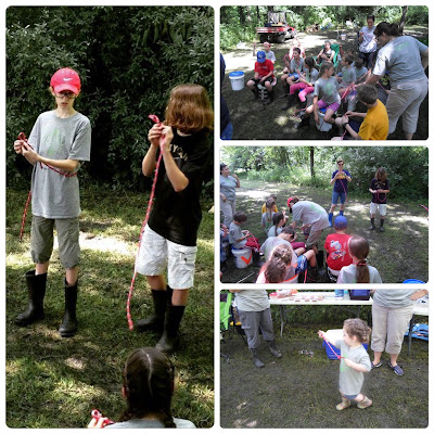 Grandma Day Camp 2015 Day 3