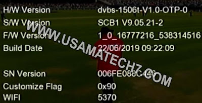 1506T NEW SOFTWARE | 1506T SCB1 RECEIVER POWERVU SOFTWARE UPDATE