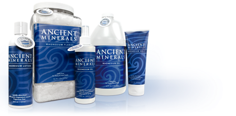 Topical Magnesium Ancient Minerals products
