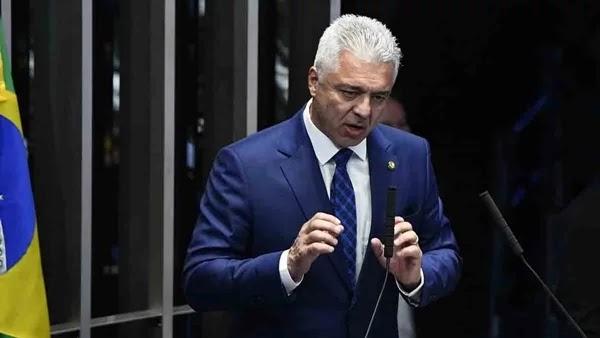 O líder do PSL no Senado Federal, Major Olímpio (SP).