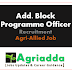 Additional Block Programme Officer Recruitment | District Rural Development Agency