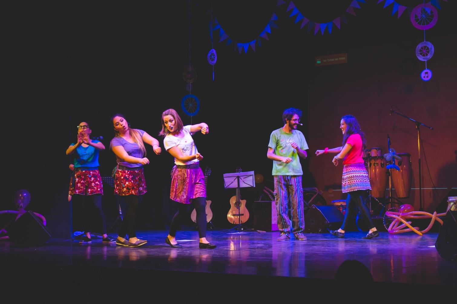 Teatro Auditorium: junio 2017