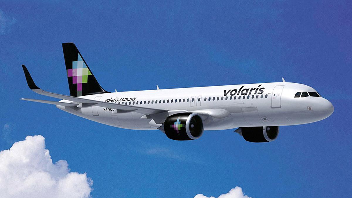 VOLARIS NUEVO AIRBUS A320NEO FLOTA 02