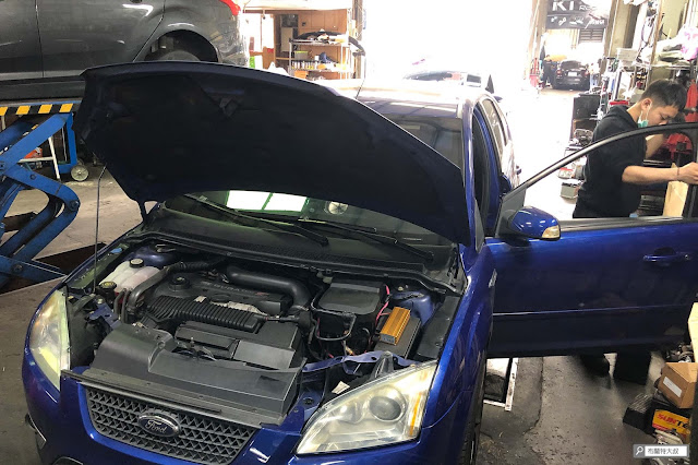 【大叔生活】為冬天超前部署,更換電池好過年 - 新電瓶上車後,車輛啟動、行駛、怠速都蠻有感的