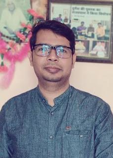 दिल्ली वि.स.अध्यक्ष से भेंट के लिए शांडिल्य इं. दुर्गेश त्रिपाठी आमंत्रित  | #NayaSaberaNetwork