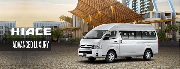 Spesifikasi Harga Toyota Hiace Bandung