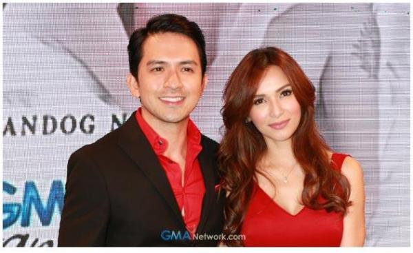 Dennis Trillo and Jennylyn Mercado, My Faithful Husband