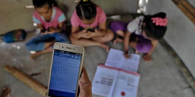 Wapres Ma'ruf Amin: Sekolah Dibuka Bertahap, Untuk SD Tidak