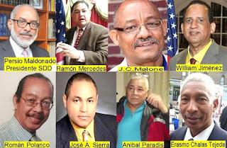 Resultado de imagen para Periodistas dominicanos en nueva york