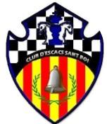 Emblema del Club d'Escacs Sant Boi