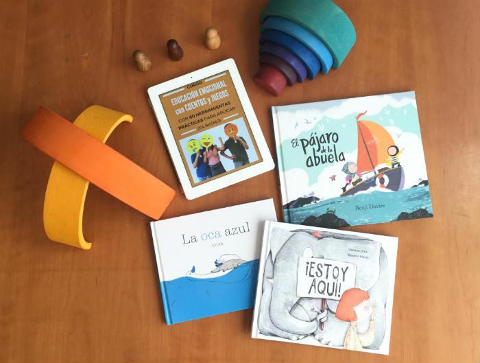 educación emocional niños cuentos curso, educar gestionar emociones infantil