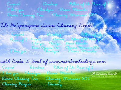 The Ho'oponopono Lovers Divine Cleaning Miracles Room on Facebook
