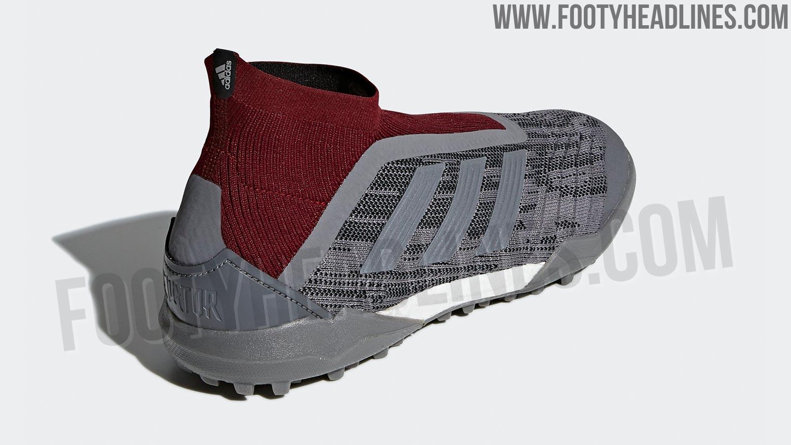 2bc8e283e OFFICIAL  Adidas Predator 18+ Paul Pogba Signature Boots Leaked ...