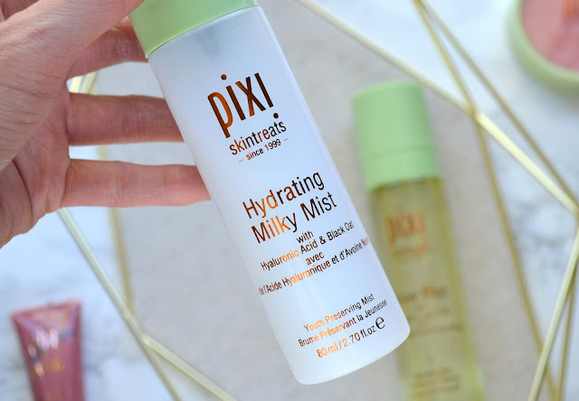 Pixi Beauty Hydrating Milky Mist Review