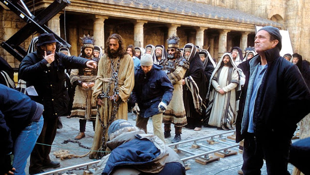 Jim Caviezel Starring as Jesus in The Passion of the Christ to make Pilgrimage with 206 Tours