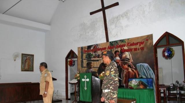 Tewas Saat Jaga Gereja di Hari Natal, Banser Ajukan Riyanto Sebagai Pahlawan Nasional