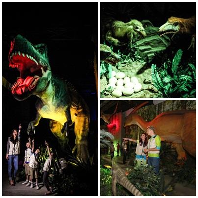 Gegaran Gauman di Dinoscovery oleh Dinosaurs Live!