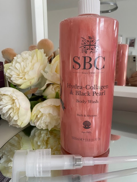 SBC Ultimate Collagen & Black Pearl Skincare Collection QVC