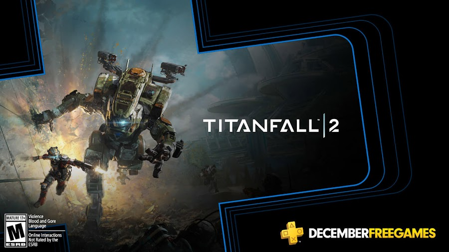 titanfall 2 game ps4 plus sony respawn entertainment electronic arts