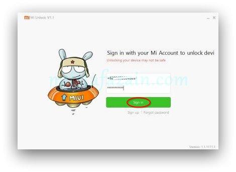 Cara Unlock Bootloader Xiaomi Mi 4c